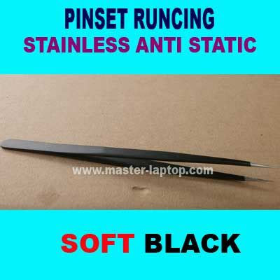 Pinset Lurus pinset lurus anti statiic