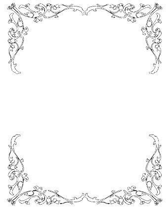 free wedding invitation borders and frames the world s catalog of ideas