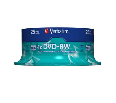 Sale Dvd Rw Verbatim Spindel10 verbatim dvd rw 4x 4 7gb branded 43639 eet europarts se