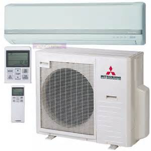 Mitsubishi Chiller Air Conditioner Air Conditioner Split System Inverter Cycle