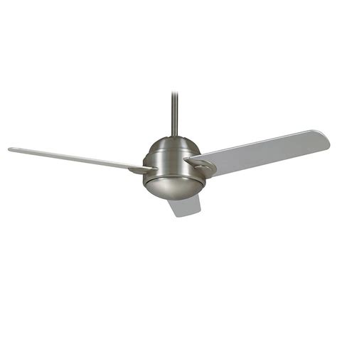 casablanca trident trih 45 54 in brushed nickel modern