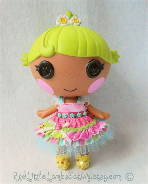 lalaloopsy littles clothes layer cake dress pink