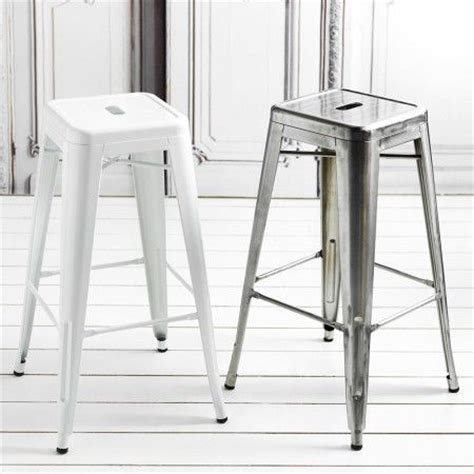 High Stools With Backs For Kitchens Gun Metal Marais High Back Bar Stool The Chair Guys