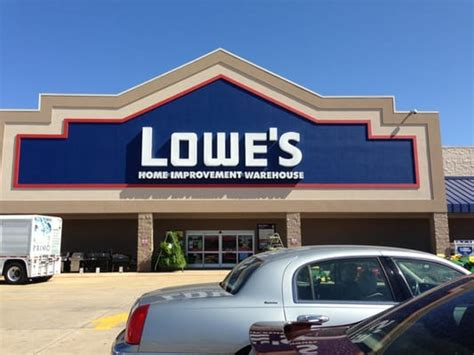 lowe s home improvement warehouse store of alxndra