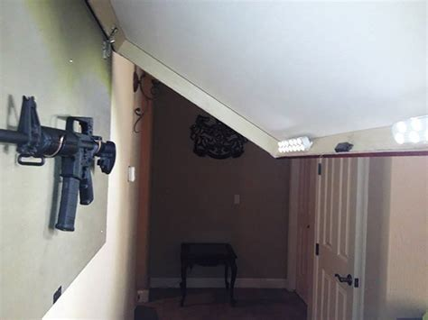 how to hide a firearm in a picture survival