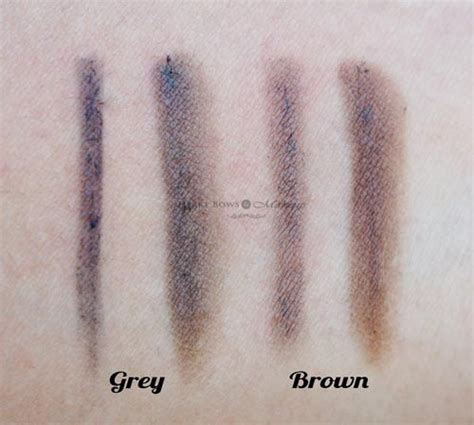 Maybelline Fashion Brow Pencil maybelline fashion brow duo shaper brown grey review