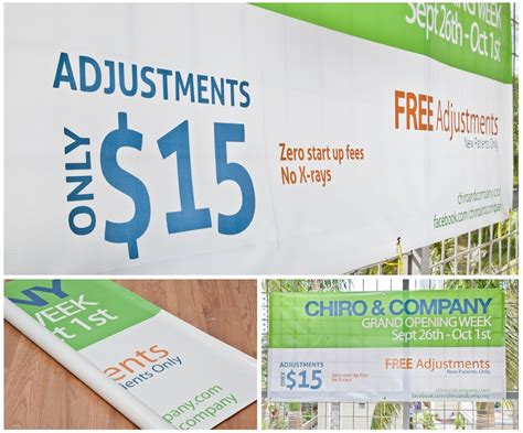 3x8 Banner Printing 3x8 Banner Template