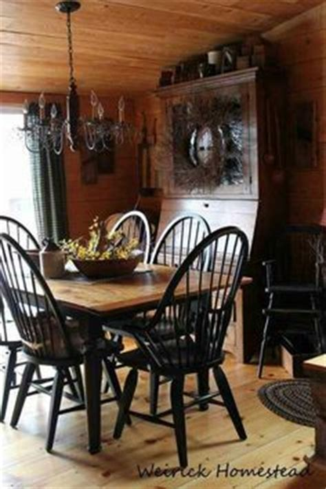 Primitive Dining Room Light Fixtures Primitive Dining Room On Chairs