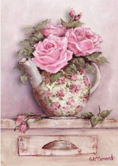 cuadro tris rose shabby ste stile shabby ecco un nuovo modo di abbellire le pareti