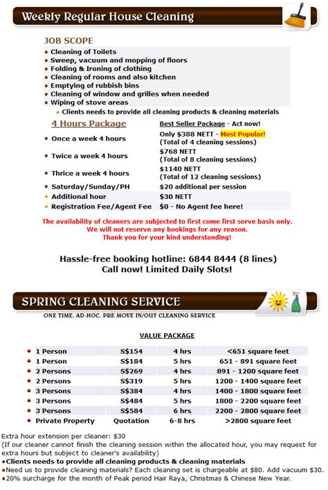 house cleaning services home cleaning services prices