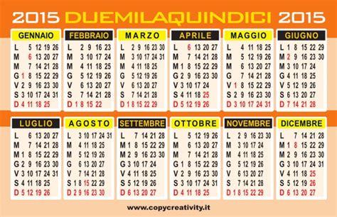 Calendario Learning 2015 Calendario 2015