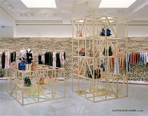 Baju Cewek Cool 4 By Store mulberry unveils new store design and concept in bond
