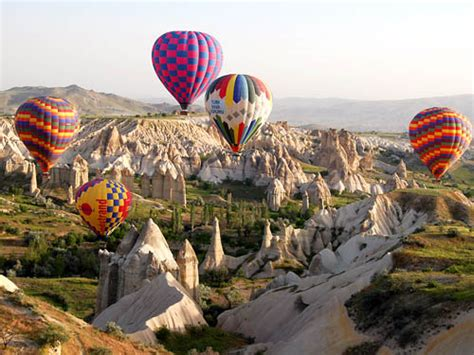 cappadocia was home to early christians ferrell s travel