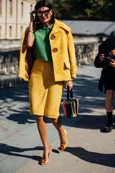 what are the latest trends in france paris fashion week s s 2018 street style part ii
