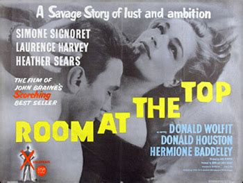 room at the top room at the top 1959