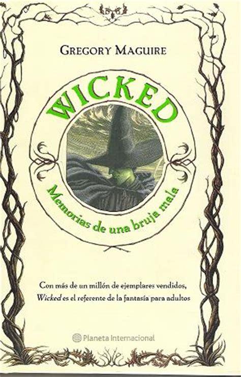 descargar el libro wicked memorias de una bruja mala gratis pdf epub