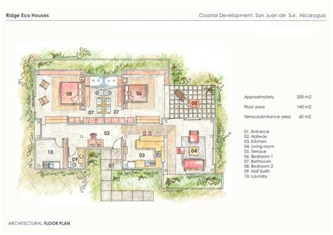 eco friendly floor plans eco friendly house building plans house design plans