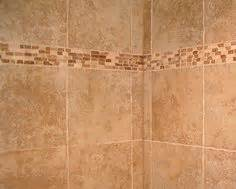 idea for our accent piece for our master bathroom tile