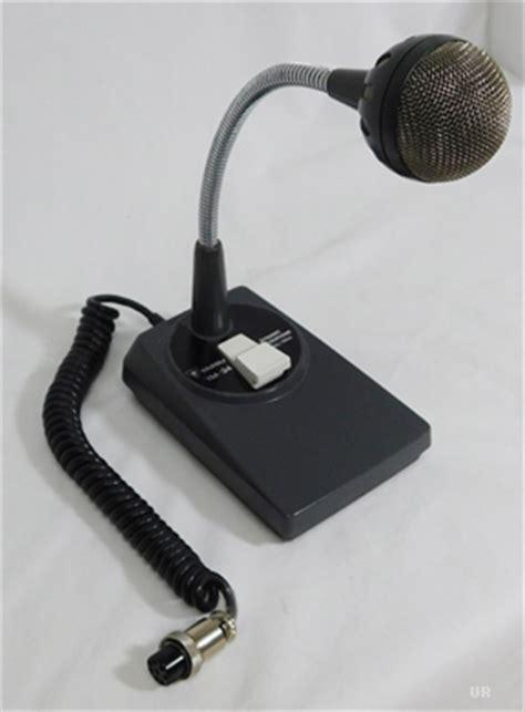 Yaesu Desk Mic by Yaesu Ym 34 Desk Microphone Yd844a