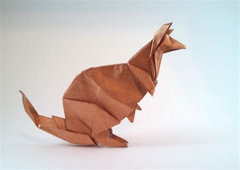 Origami Kangaroo - origami kangaroo diagram driverlayer search engine