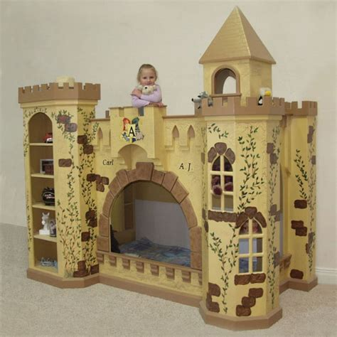 Castle Bed For by Norwich Castle Bunk Bed By Tanglewood Design