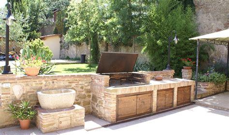 cucine da giardino in muratura cucine da giardino in muratura caminetti da esterno in