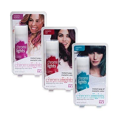 Xpert Hair Color Spray Temporary Hair Color chromalights temporary hair color spray bed bath beyond