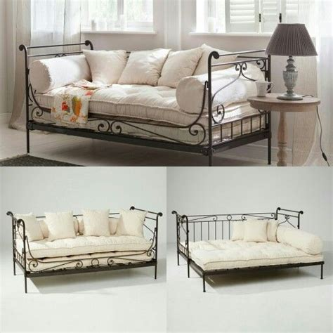iron day bed 25 best ideas about wrought iron beds on pinterest