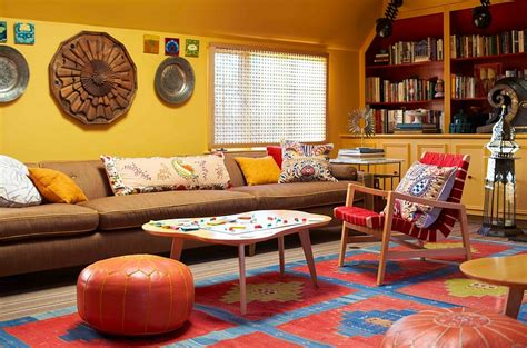 fun living room ideas how to design a trendy fun family room