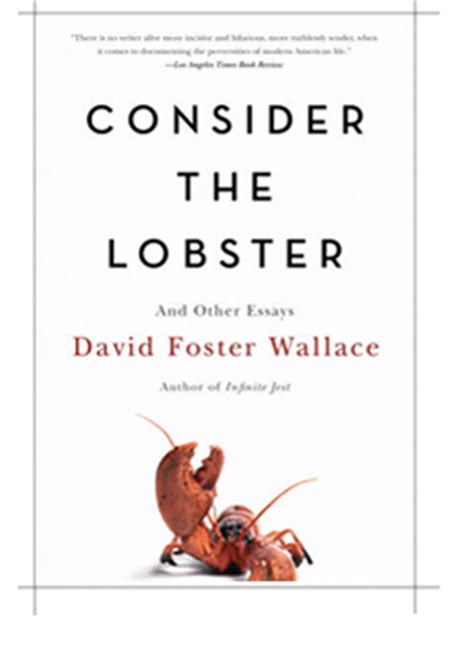 Consider The Lobster Essay by Literature Review On Management Information System