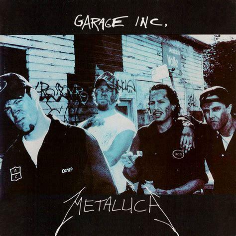 Garage Inc Metallica metallica garage inc at discogs