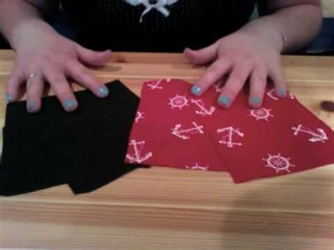 Youtube Zipper Tutorial | lined zippered pouch sewing tutorial youtube