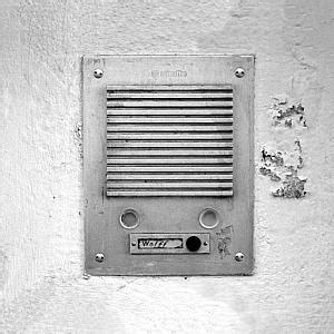 Klingel Gegensprechanlage Austauschen by Siedle Austausch T 252 Rstation