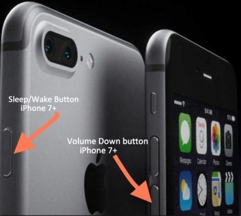 reboot  force restart iphone   iphone