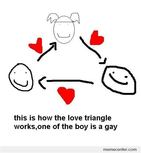 Memes Of Love - love triangle memes image memes at relatably com