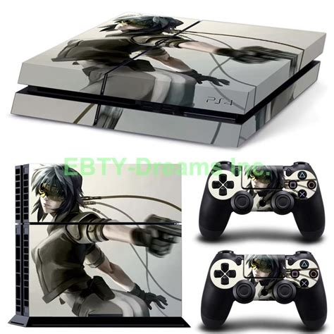 Ps4 Aufkleber Anime by 201 Best Playstation 4 Ps4 Anime Decal Skins