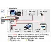 Trailer Battery Solar Charging Wiring Diagram  Free Engine Schematic