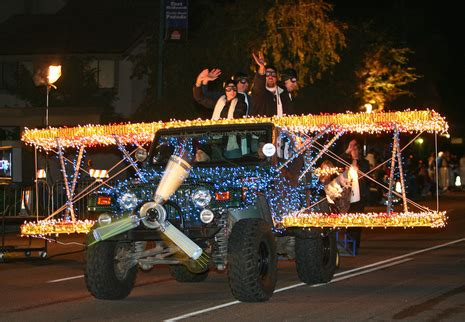 jeep christmas lights aps christmas light parade jeep