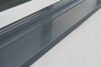 Alufensterbänke by Feba Fassadenbauteile Ag Produkte