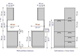 Standard Sizes Of Kitchen Cabinets kitchen cabinets sizes quicua com