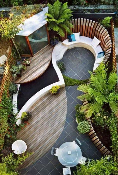 cozy backyard ideas 23 small backyard ideas how to make them look spacious and