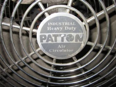 patton industrial heavy duty fan patton heavy duty pedestal fan