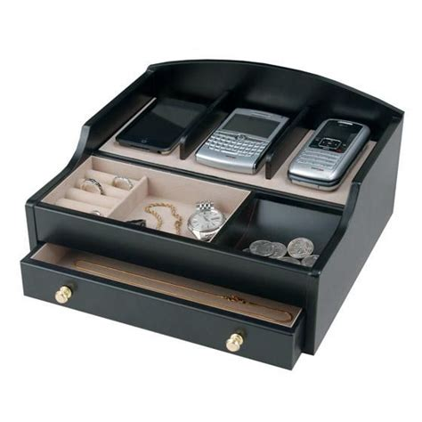 best charging station organizer personalized ricardo charging valet homme pinterest
