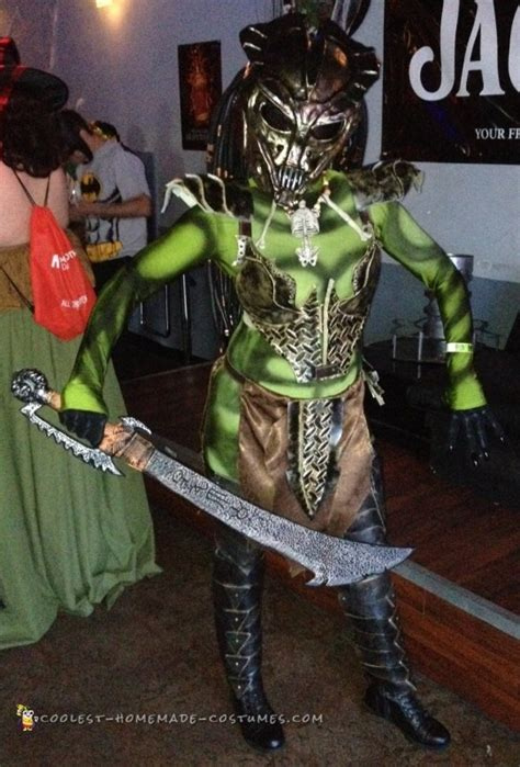 Get Your Own Predator Costume by Predator Costume
