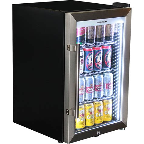 Alfresco Tropical Rated Bar Fridge Triple Glazed Door And