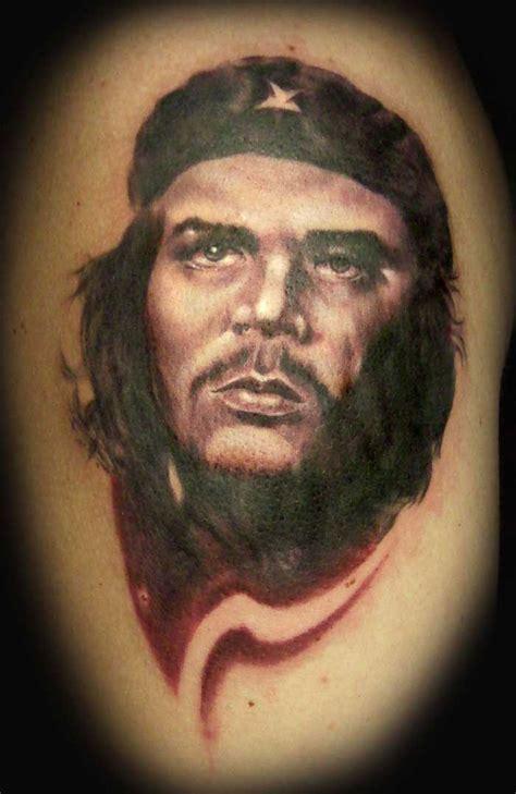 che guevara tattoo photo gallery ettore bechis