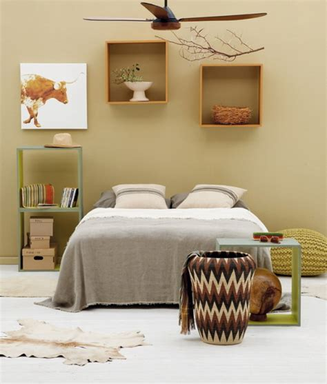 nature themed bedroom 4 bedrooms each with 4 different choices of color and d 233 cor
