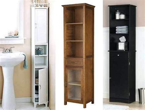 cabinet space amazing narrow bathroom cabinets 1 tall storage