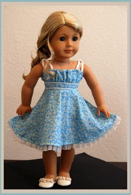 design american doll sundresses dollhouses and grace o malley on pinterest