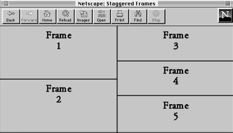 html nested layout chapter 12 12 3 frame layout